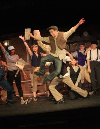 Newsies Advertise