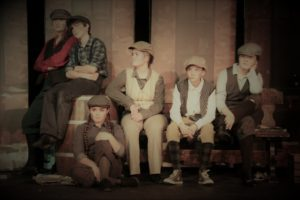 Old Fashioned Newsies